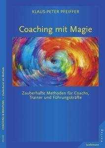 Buchcover Coaching mit Magie